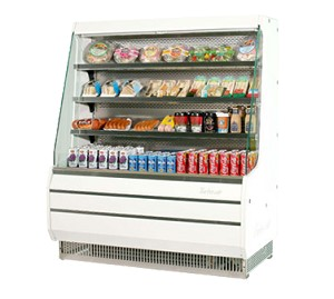 TOM-40M - Vertical Open Display Merchandiser