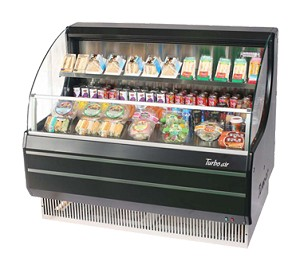 TOM-50LB - Horizontal Open Display Merchandiser