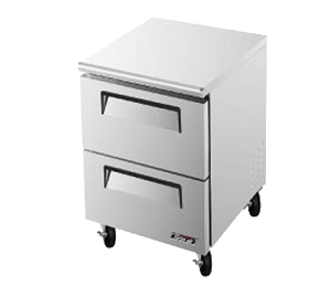 TUF-28SD-D2 - Super Deluxe Series Undercounter Freezer