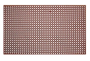 "FMHD-35R Update International - Floor Mat, anti-fatigue, 3' x 5' x 3/4"", grease resistant"