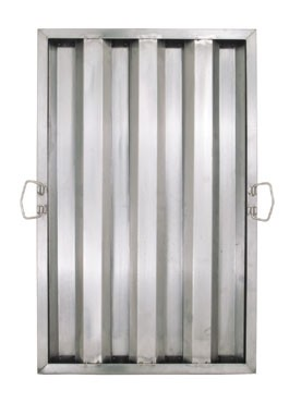 "HF-1625 Update International - Hood Filter, 16""W x 25""H (15-1/2""L x 24-1/2""W x 1-1/2""H)"